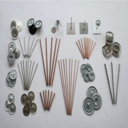 Fasteners for insulation